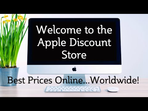 Buy Apple Computers at Apple Discount Store