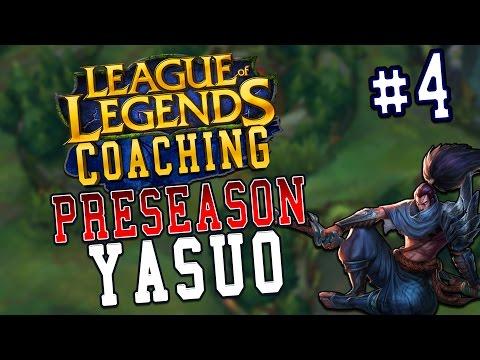 Preseason 7 Masters Coaching #4 - Yasuo Mid (Silver 4)