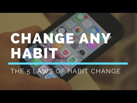 5 Habit Facts You Probably Don't Know | How to Change Any Habit