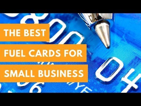 The Best Fuel Cards for Small Business