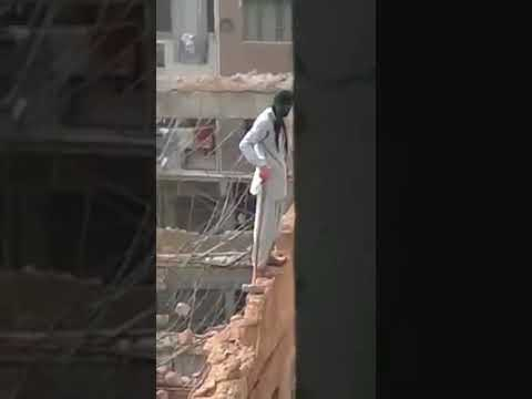 Suicidal demolition skills