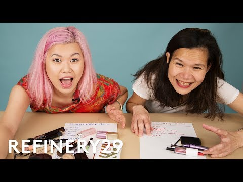 My Mom & I Swapped Routines For 3 Days   Beauty With Mi   Refinery29
