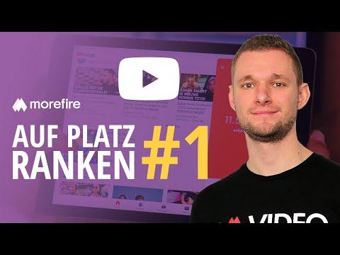 Die Top 4 YouTube-Optimierungen für Videos | morefire