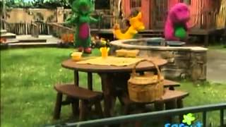 Barney's Talent Show (1996 Version) Part 5   Daikhlo