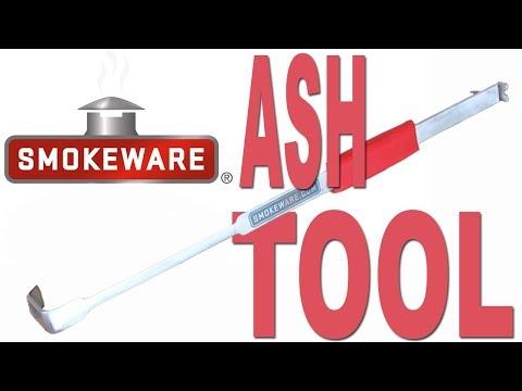 Smokeware's Ash Tool for the Big Green Egg