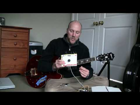 Guitar Tone Capacitors, part 2: How Tone Works, Selecting a Value