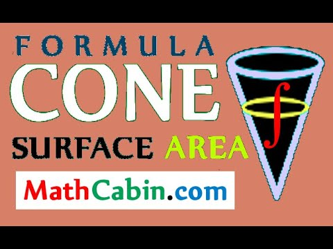 Deriving the Formula For Lateral Surface Area of a Cone (calculus integral problems)