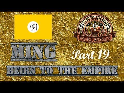 MEIOU & Taxes 2.0 - EU4 - Ming - Part 19 (Catch-up)
