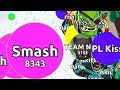 Download Agar.io - BEST MOMENTS OF ALL TIME ! LEGENDARY DESTROYING TEAMS | SOLO AGARIO GAMEPLAYS MP3,3GP,MP4