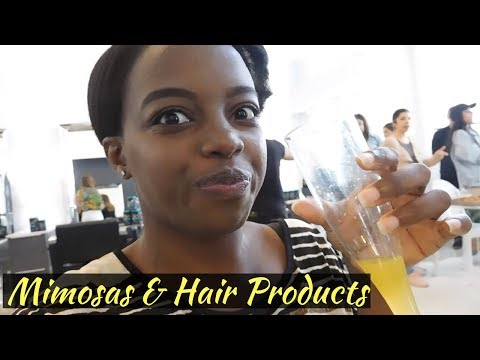 First Beauty Blogger Event + Unboxing Novex Hair Products
