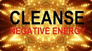 SLEEP TALK DOWN: Guided Sleep Meditation, Cleanse Negative Energy from Mind & Body