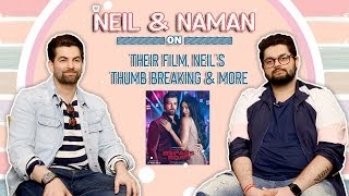 Neil & Naman Nitin Mukesh On Bypass Road, Neil's Injury and More