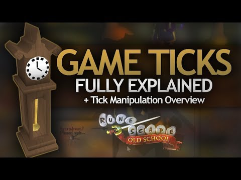 GAME-TICKS EXPLAINED (Timing & Manipulation)