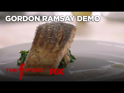 Gordon Ramsay's Flavorful Salmon And Sides: Extended Version | Season 1 Ep. 1 | THE F WORD