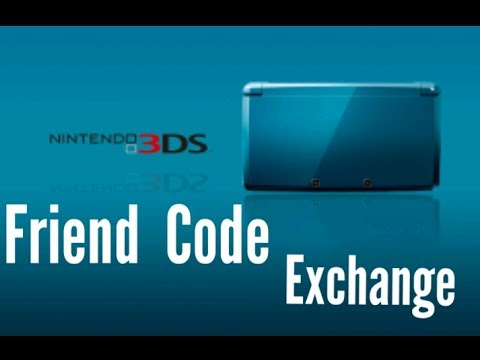 Live Nintendo 3DS Friend Code Exchange | (Playing Pokėmon Omega Ruby Guide on Screen)