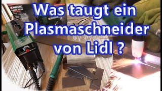 Test Lidl Plasmaschneider Parkside Plasmaschneider Pps 40 A1