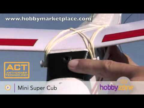 HobbyZone Mini-Super Cub - The Hobby MarketPlace