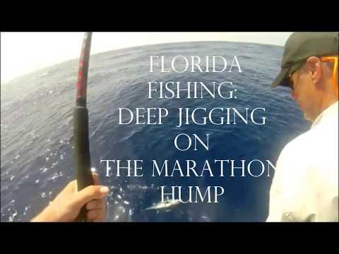 Florida Fishing: Deep Jigging for Blackin Tuna on the Marathon Hump
