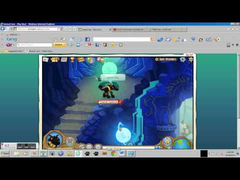 How to get the bow and arrow-animal jam