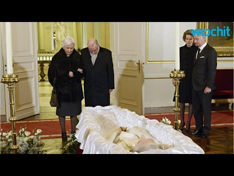 Palace Apologizes Over Belgian Queen Mother 'death' Notice