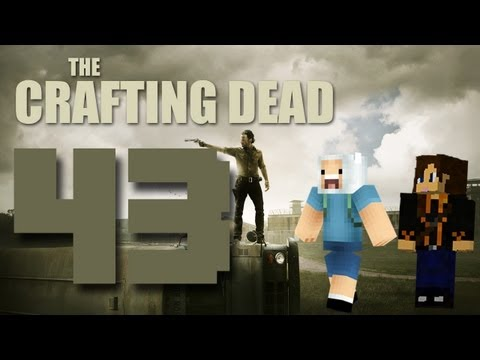 I'LL STAND GUARD! - STACY & JOEY PLAY THE CRAFTING DEAD (EP.43)