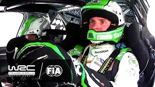WRC 2 - Kennards Hire Rally Australia 2016: ONBOARD Lappi SS23