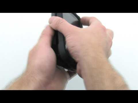 Amzer Hybrid Case with Kickstand for Nokia Lumia 822