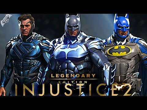 Injustice 2 Online - BRAND NEW EPIC GEAR!