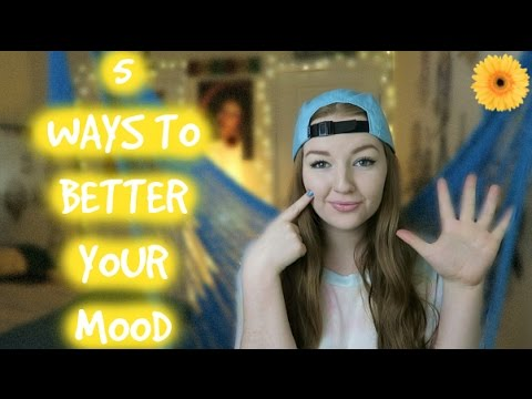 5 Ways to Better Your Mood | MEGHAN HUGHES