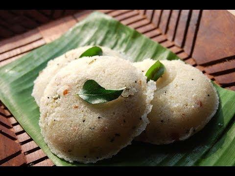 Rava idli-Simple & healthy breakfast recipe