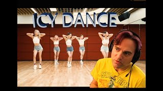 8 1 MB] Download Reaction to ITZY - ICY Dance Practice