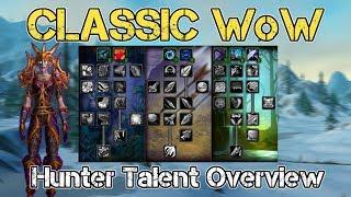 Classic WoW | Druid Talents Overview - PakVim net HD Vdieos