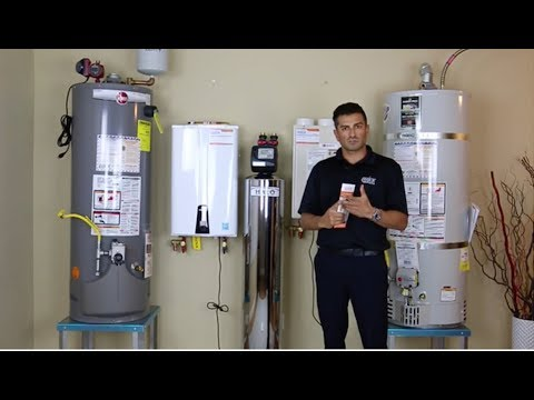 Best Tankless Water Heater System (2017 Review)