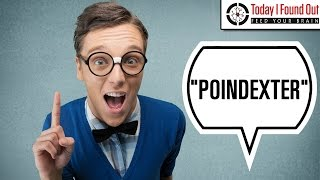 Why is Poindexter Slang for Nerd? (and Where the Words Nerd and Geek Come From)