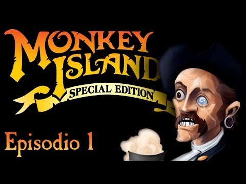 MONKEY ISLAND (Edicion Especial) [Episodio 1] | LET´S PLAY | PC | ESPAÑOL | 720p