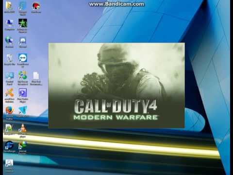 How to change cod4  from window  to fullscreen