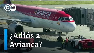 Avianca se declaró en Bancarrota