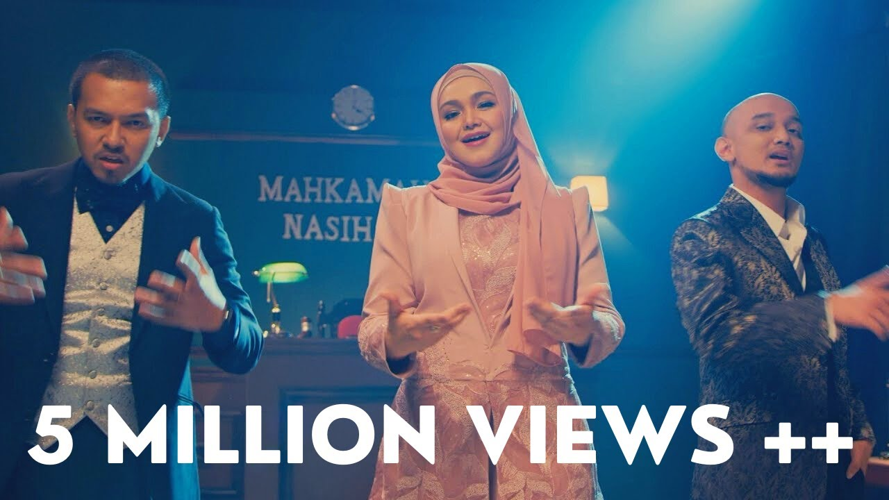 Download 7 Nasihat - Dato' Sri Siti Nurhaliza, Kmy Kmo & Luca Sickta (Official Music Video) MP3 Gratis