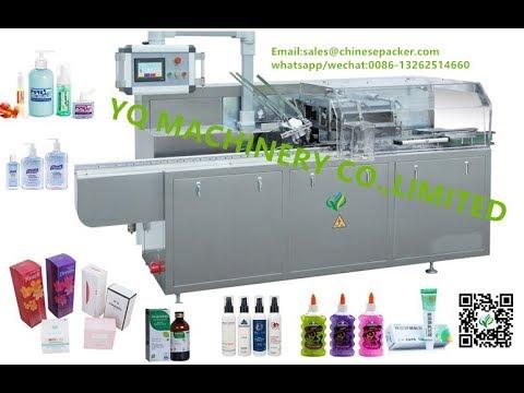 horizontal tubes sachet cartoning machine tea bag pouches boxes packaging equipment cheap price