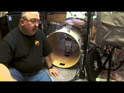 Bass Drums - Single Headed Vs Double Headed