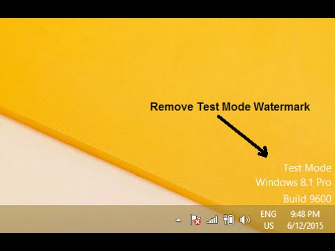 activate windows 8.1 watermark remover