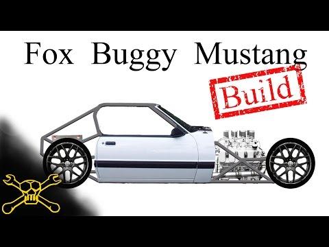Fox Body Mustang Hot Rod Build | Bibbster
