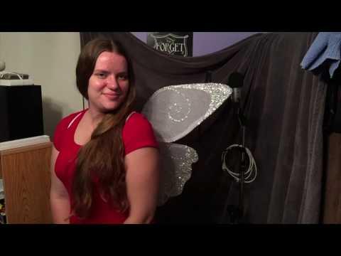 Process - Fairy Wings