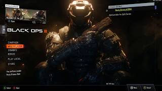 Black Ops 3 The Manikin Challenge