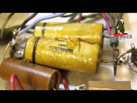 Repairing Old Equipment - Capacitors