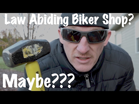 Law Abiding Biker Shop? Is it Possible? You Can Help the Cause!