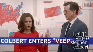 Download The VEEP/Colbert Crossover Episode Video
