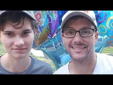 🍅 Daddykirbs Live  - Luke Is HOME and Turns 21!