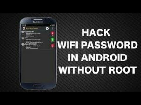 Wifi hack in secs tutorial 2018
