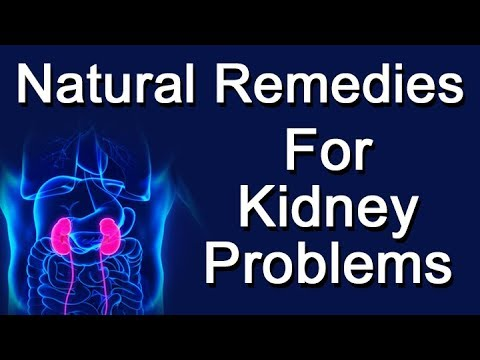 Natural Remedies For Kidney Problems
